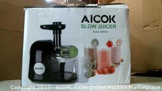 Slow Juicer Please Preview