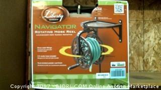 Rotating Hose Reel Please Preview