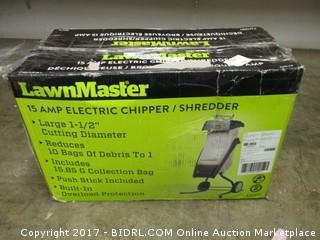 Chipper/Shredder