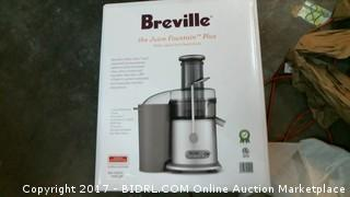 Breville Please Preview