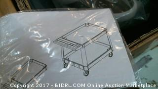 Rolling Utility Cart Please Preview