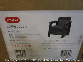 Keter Corfu Couch Please Preview