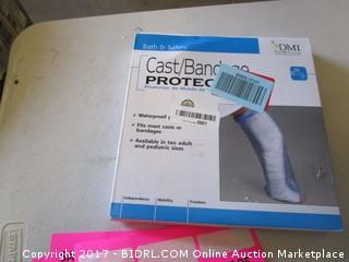 Cast Protector