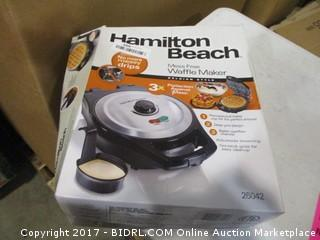 Waffle Maker Please Preview