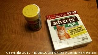 Advecta for cats and Fish Food