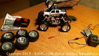 Remote Control Car Please Preview