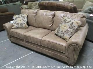 Signature Sofa MSRP $1600.00 Please Preview