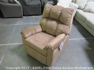 Signature Rocker/Recliner MSRP $800.00 Please Preview