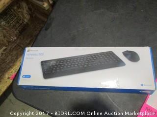 Wireless Desktop Keyboard Please Preview