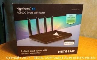 Netgear Smart WiFi Router Please Preview