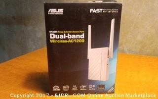 ASUS Dual Band Wireless  Powers on Please Preview