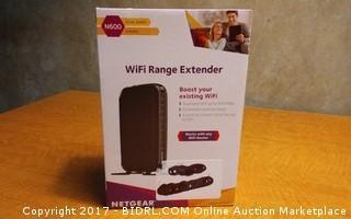 Netgear WiFi Range Extender No Cord Please Preview