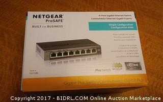 Netgear Please Preview