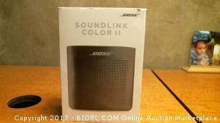 Bose Soundlink Color II Please Preview, No Cord