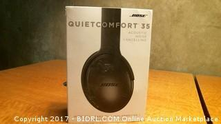 Bose Quietcomfort 35 Please Preview