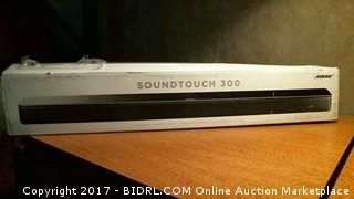 Bose Soundtouch 300 Please Preview