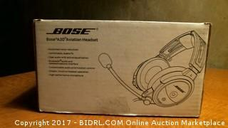 Bose Aviation Headset Please Preview