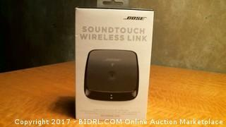 Bose Soundtouch Wireless Link Please Preview