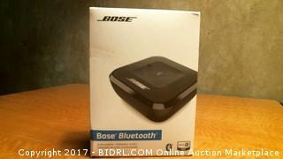 Bose Audio Adapter Please Preview