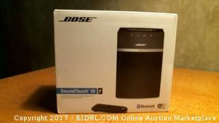 Bose Wireless Music System Please Preview