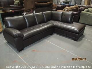 Abbyso Sectional MSRP $4600.00 Please Preview