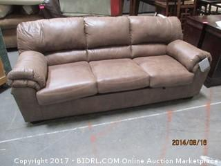 Signature Sofa MSRP $1200.00 Please preview