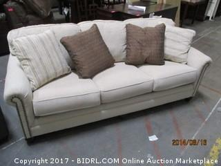 Signature Sofa MSRP $1400.00 Please Preview