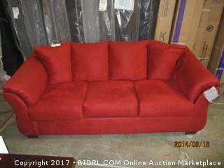 Signature Sofa MSRP $1000.00 Please Preview