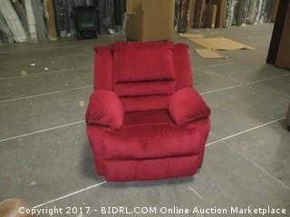 Recliner MSRP $2145.00 Please Preview