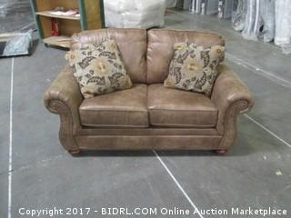 Sofa Loveseat MSRP $1500.00 Please Preview
