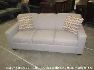 Sleeping Sofa  MSRP $1900.00 Please preview
