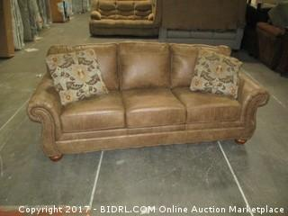 Kennesaw Sofa MSRP $1600.00 Please Preview