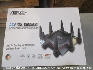 ASUS AC5300 Extreme Tri-Band Wifi Router