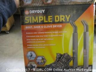 Boot Shoe Glove Dryer