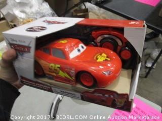Disney Cars Model