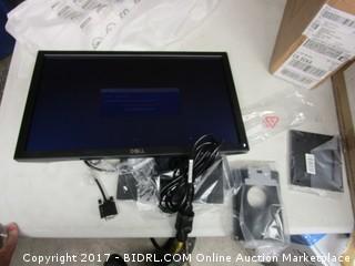 """Dell Computer Monitor 18 1/2"""""""