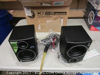 CR3 Limited Edition Multimedia Monitors