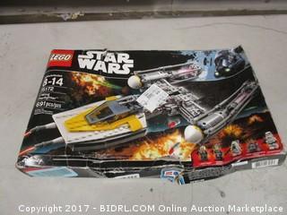 Star Wars Legos Y Wing Star Fighter