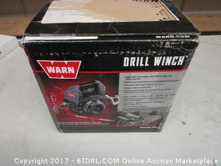 Warn Drill Winch 500lb Capacity