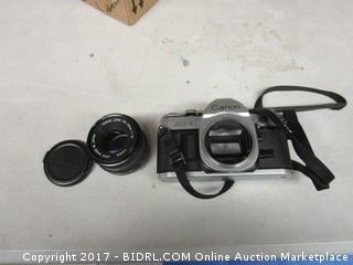 Canon AE1 Camera
