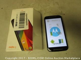 Motorola 8GB Moto G Phone