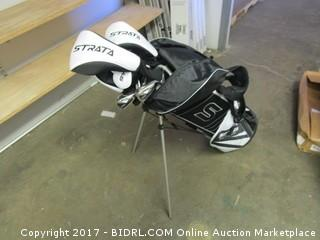 Strata Ultimate 18 Golf Clubs