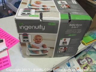 Ingenuity Baby Base Seat
