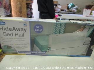 Hide Away Bed Rail