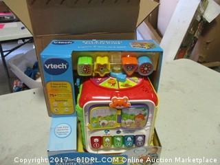 Vtech Activity Cube