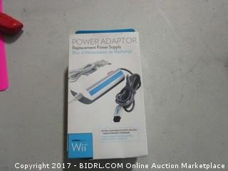 Wii Power Adapter