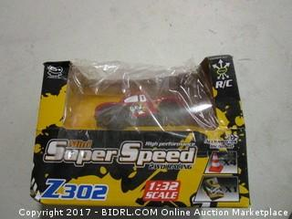 Super Speed Toy Car