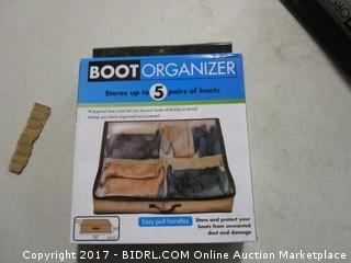 Boot Organizer