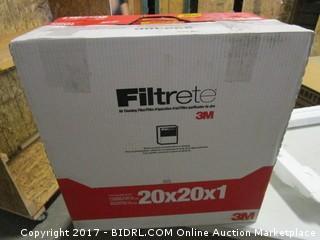 3M Filters 20x20x1