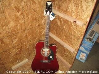 Epiphone Guitar Please Preview